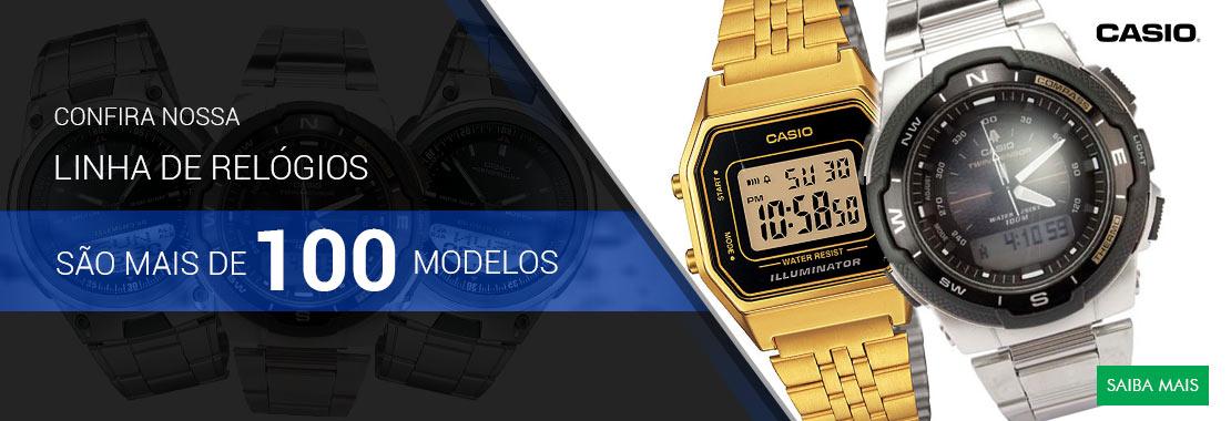 Casio Relógios